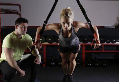 Spotkania na siłowni