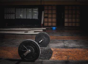 Przed wyborem siłowni
